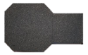 Grey Rubber Paver